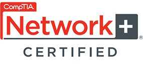 CompTIA Network Plus Certified at NacSpace Nacogdoches, TX