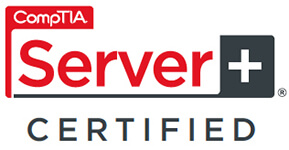 CompTIA Server Plus Certified at NacSpace Nacogdoches TX