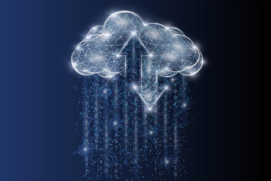 managed cloud backup and computer data backup