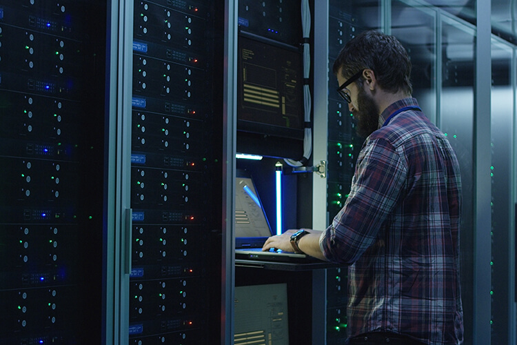 Colocation Data Center Provider with Data Center Managed Services Remote Hands