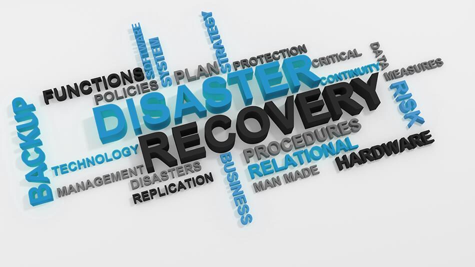 disaster recovery draas at NacSpace Nacogdoches TX