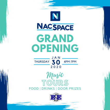 NacSpace Grand Opening