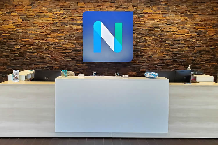 Included Receptionist Services at NacSpace, CoWorking Office Space in Nacogdoches, Texas